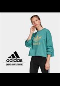 Prospectus Adidas Originals store le Marais : Sweat-Shirts / Femme