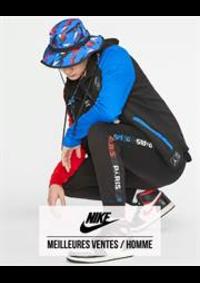 Prospectus Nike PARIS 65 à 67 Avenue des Champs Elysees : Meilleures Ventes / Homme