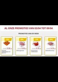 Prospectus Boucherie Renmans ANDERLECHT : Promoties