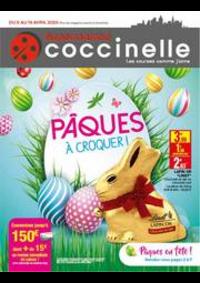 Prospectus Coccinelle Supermarché Issy-les-Moulineaux : Catalogue Coccinelle