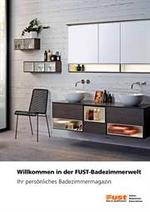 Prospectus Fust : Badezimmermagazin