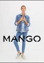 Catalogues et collections MANGO : Vêtements de grossesse