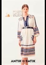 Catalogues et collections Antik Batik : Collection Robes