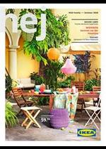 Journaux et magazines IKEA : Ikea Family Sommer 2020