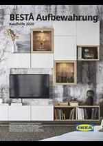 Prospectus IKEA : Besta Aufbewahrung Kaufhilfe 2020