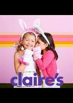 Catalogues et collections claire's : Nouvelle Collection