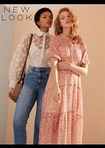 Catalogues et collections New look : Vêtements Femme