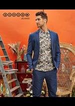Promos et remises  : Lookbook Homme