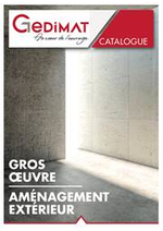 Guides et conseils Gedimat : Catalogue