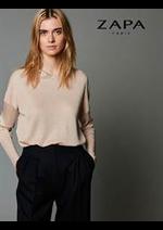 Catalogues et collections Zapa : Pulls & Gilets Femme