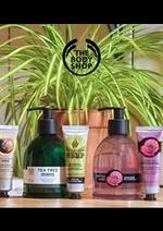 Catalogues et collections The Body Shop : Nouveautés