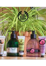 Catalogues et collections The Body Shop : Nouveautés