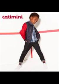 Prospectus Catimini MORTEAU : Nouveautés Garçon