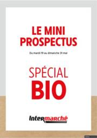 Prospectus Intermarché Hyper MORTEAU : Spécial Bio