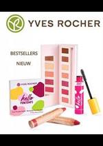 Prospectus Yves Rocher : Yves Bestsellers