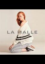 Catalogues et collections La Halle : Nouveautés