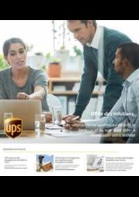 Services et infos pratiques UPS Access Point Morteau : Les services Ups