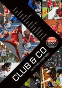 Prospectus Sport 2000 GIVET : Clubs & Co 2020-2021