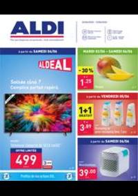 Prospectus Aldi PHILIPPEVILLE : Folder Aldi