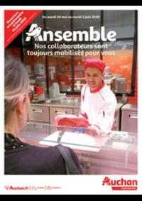 Prospectus Auchan BESSONCOURT : Catalogue Auchan