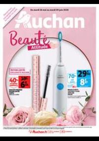 Prospectus Auchan RONCQ : Auchan Beauté