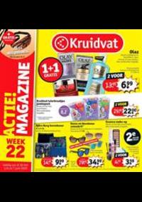 Promos et remises Kruidvat LAKEN : Folder