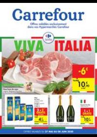 Prospectus Carrefour Market DINANT : folder Carrefour Market