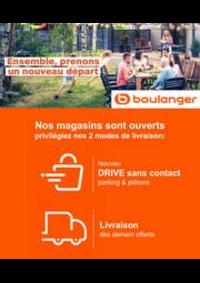 Prospectus Boulanger Wittenhiem : Les meilleures offres