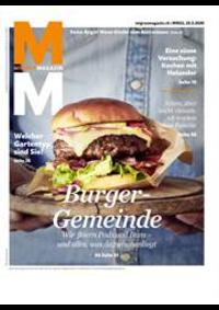 Journaux et magazines Migros Bern - Christoffelunterführung : Migros Magazin 22