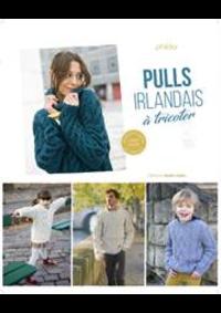 Prospectus Phildar Courbevoie : Pulls Islandai Tricoter