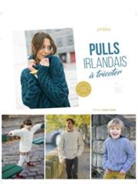 Prospectus Phildar distributeur Bergues : Pulls Islandai Tricoter
