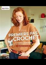 Prospectus Phildar : Premier Pas au Crochet