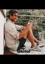 Prospectus Timberland : Nouveautes
