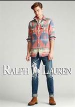 Catalogues et collections RALPH LAUREN : New Men's Collection