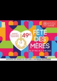 Prospectus E.Leclerc GONESSE : Fête des Mères