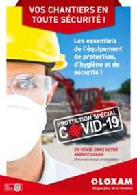 Prospectus Loxam PARIS : Catalogue EPI