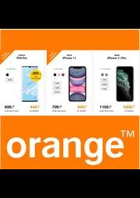 Prospectus Orange Châtelineau Cora : Orange Acties