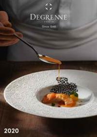 Catalogues et collections Guy Degrenne CLERMONT-FERRAND 38 rue des Gras : Catalogue 2020