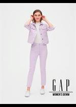 Catalogues et collections Gap : Women's Denim