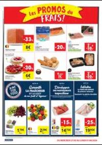 Prospectus Carrefour Market NINOVE : folder Carrefour Market