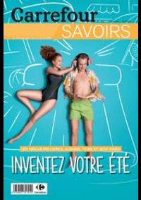 Prospectus Carrefour CHARENTON LE PONT : Savoirs Juin