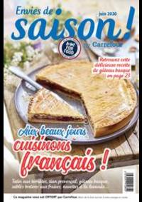 Prospectus Carrefour CHARENTON LE PONT : Envies de Saison Juin 2020