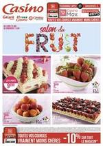 Prospectus Géant Casino : Salon du fruit