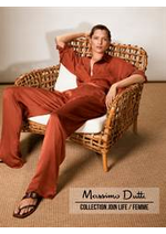 Catalogues et collections Massimo Dutti : Collection Join Life  Femme