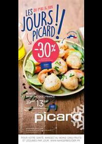 Prospectus Picard ISSOIRE : Les Jours Picards