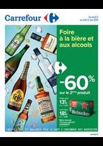 Promos et remises Carrefour : Foire à la bière et aux alcools !