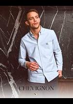 Catalogues et collections Chevignon : Collection Chemises