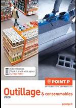 Promos et remises  : Catalogue Outillage 2020