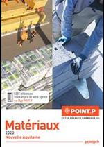 Promos et remises  : Catalogue Matériaux 2020