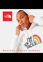 Catalogues et collections The North Face : Nouveau chez les hommes